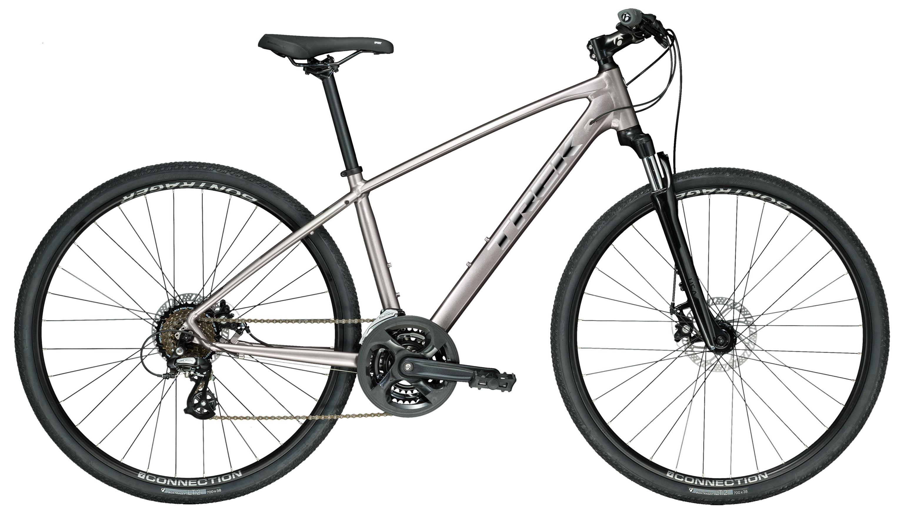 Велосипед Trek Dual Sport 1 2019 велосипед trek 7 6 fx wsd 2013