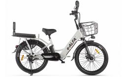 Семейный велосипеды  Eltreco  e-ALFA Fat  2020