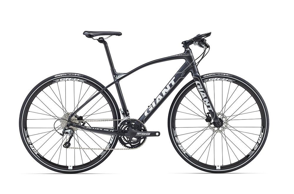 Велосипед GiantШоссейные<br>Название велосипеда Giant FastRoad SLR 1 2016 говорит само за себя! Это модель, предназначенная для быстрой езды по ровным дорогам. Если вы любитель скоростной езды или регулярно тренируетесь в стиле шоссе, то FastRoad SLR 1 именно то, что вам нужно. Рама велосипеда изготовлена из алюминиевого сплава, а вилка из карбона. Сочетание этих материалов позволило добиться максимальной прочности и минимального веса. Сборные колеса Giant S-R2 Disc имеют высокую жесткость, а покрышки Giant S-R3 обеспечивают великолепный накат. Навесное оборудование Shimano Tiagra.<br><br>year: 2016<br>цвет: чёрный<br>пол: мужской<br>уровень оборудования: продвинутый<br>длина хода вилки: нет<br>блокировка амортизатора: нет<br>планетарная втулка: нет<br>вынос: Giant Connect, 31.8 мм<br>руль: Giant Connect XC Flat, 31.8 мм<br>передний тормоз: Tektro HD-M290<br>задний тормоз: Tektro HD-M290<br>тормозные ручки: Tektro HD-M290<br>цепь: KMC X10<br>система: FSA Omega, 50/34<br>каретка: FSA Mega Exo<br>ободья: Giant S-R2 Disc wheelset, 22 мм<br>передняя втулка: Giant S-R2 Disc wheelset<br>задняя втулка: Giant S-R2 Disc wheelset<br>спицы: Giant S-R2 Disc wheelset<br>передняя покрышка: Giant S-R3, All-condition tire, 700X28<br>задняя покрышка: Giant S-R3, All-condition tire, 700X28<br>седло: Giant Contact Forward<br>подседельный штырь: Giant D-Fuse Composite<br>кассета: Shimano Tiagra, 11-34, 10 скоростей<br>манетки: Shimano Tiagra, 10 скоростей<br>рама: Алюминиевый сплав, Aluxx SLR-grade<br>вилка: Composite<br>размер рамы: 18&amp;amp;quot;<br>материал рамы: алюминий<br>тип тормозов: дисковый гидравлический<br>диаметр колеса: 28<br>тип амортизированной вилки: жесткая<br>передний переключатель: Shimano Tiagra<br>задний переключатель: Shimano Tiagra<br>количество скоростей: 20