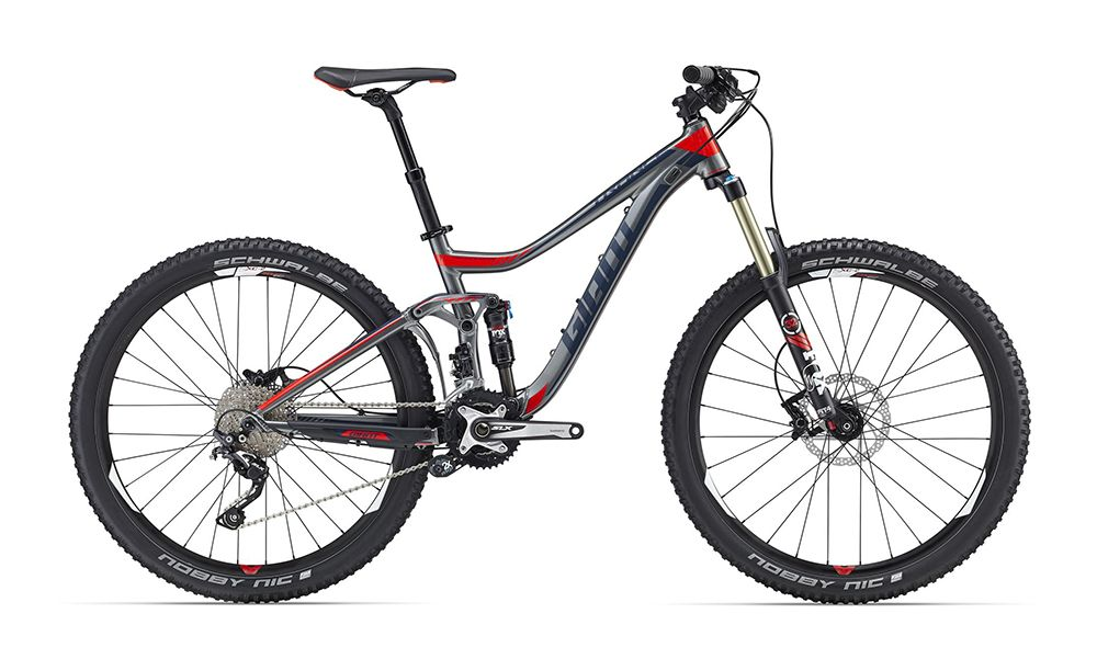 Велосипед Giant Trance 27.5 2 2016 велосипед giant trance advanced 27 5 1 2016