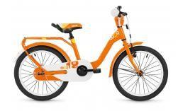 Двухколесный детский велосипед  Scool  niXe 18  2014