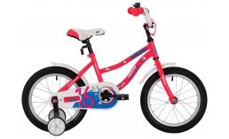 Детский велосипед от 1 до 3 лет  Novatrack  Neptune 14  2020