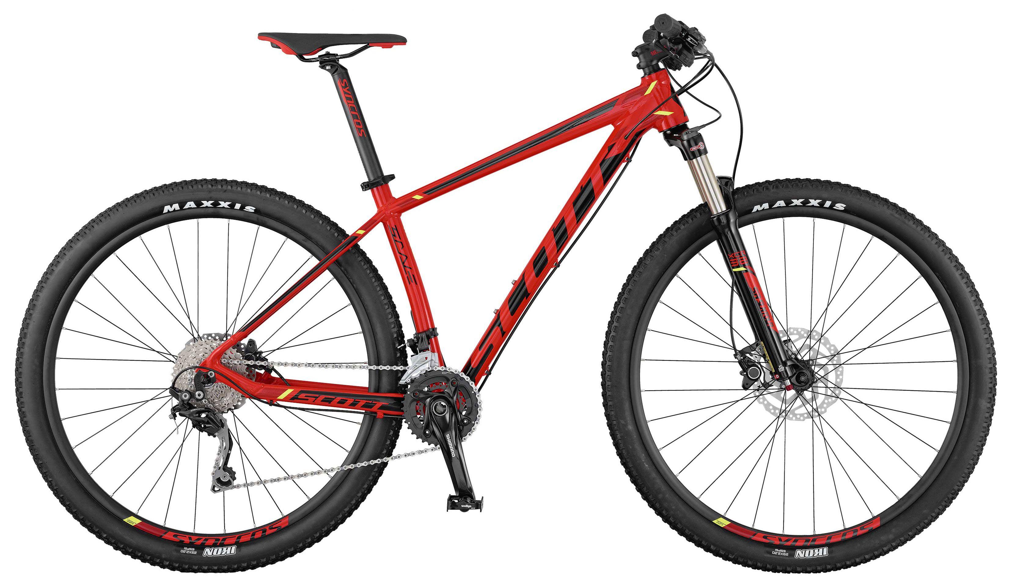Велосипед Scott Scale 770 2017