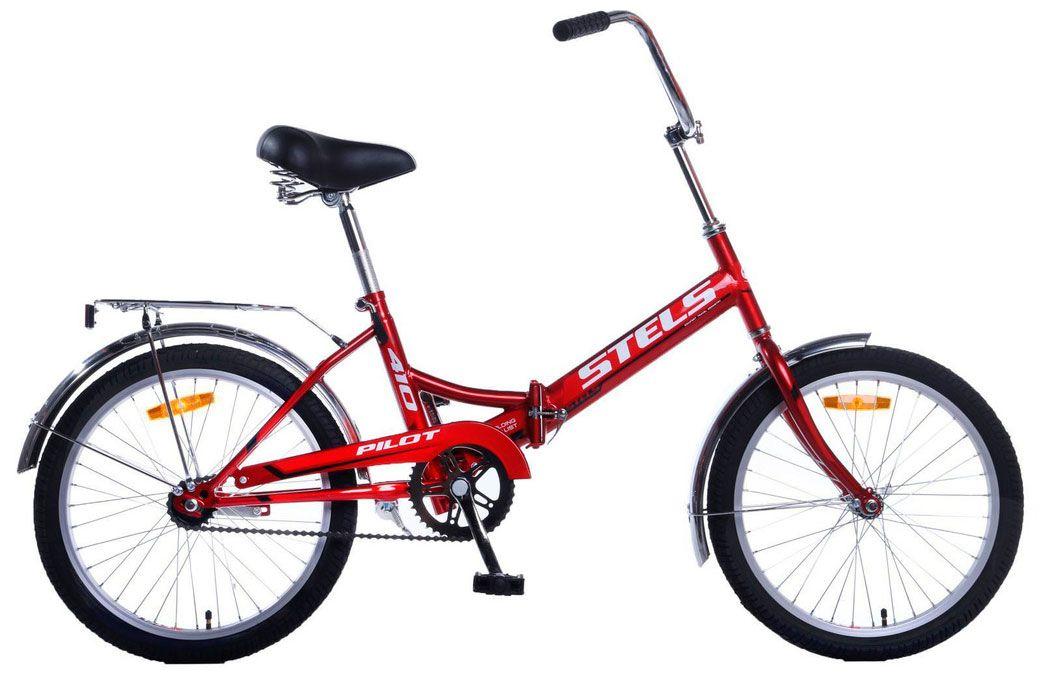 Велосипед Stels Pilot 750 24 (Z010) 2018