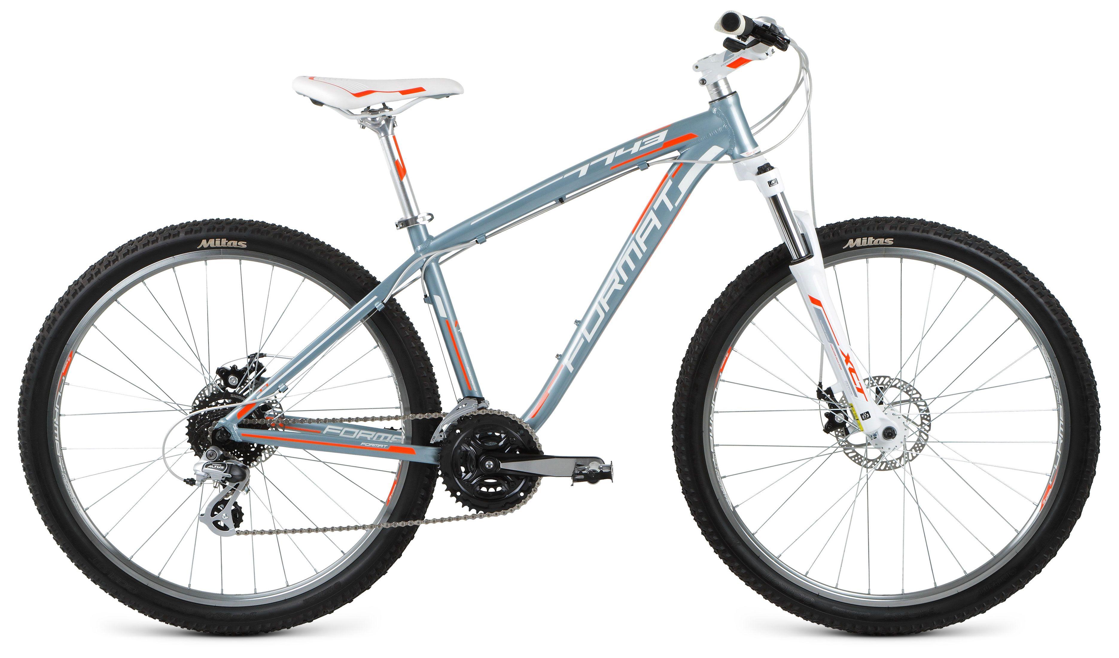 Велосипед Format 7743 2017,  Женские  - артикул:280175