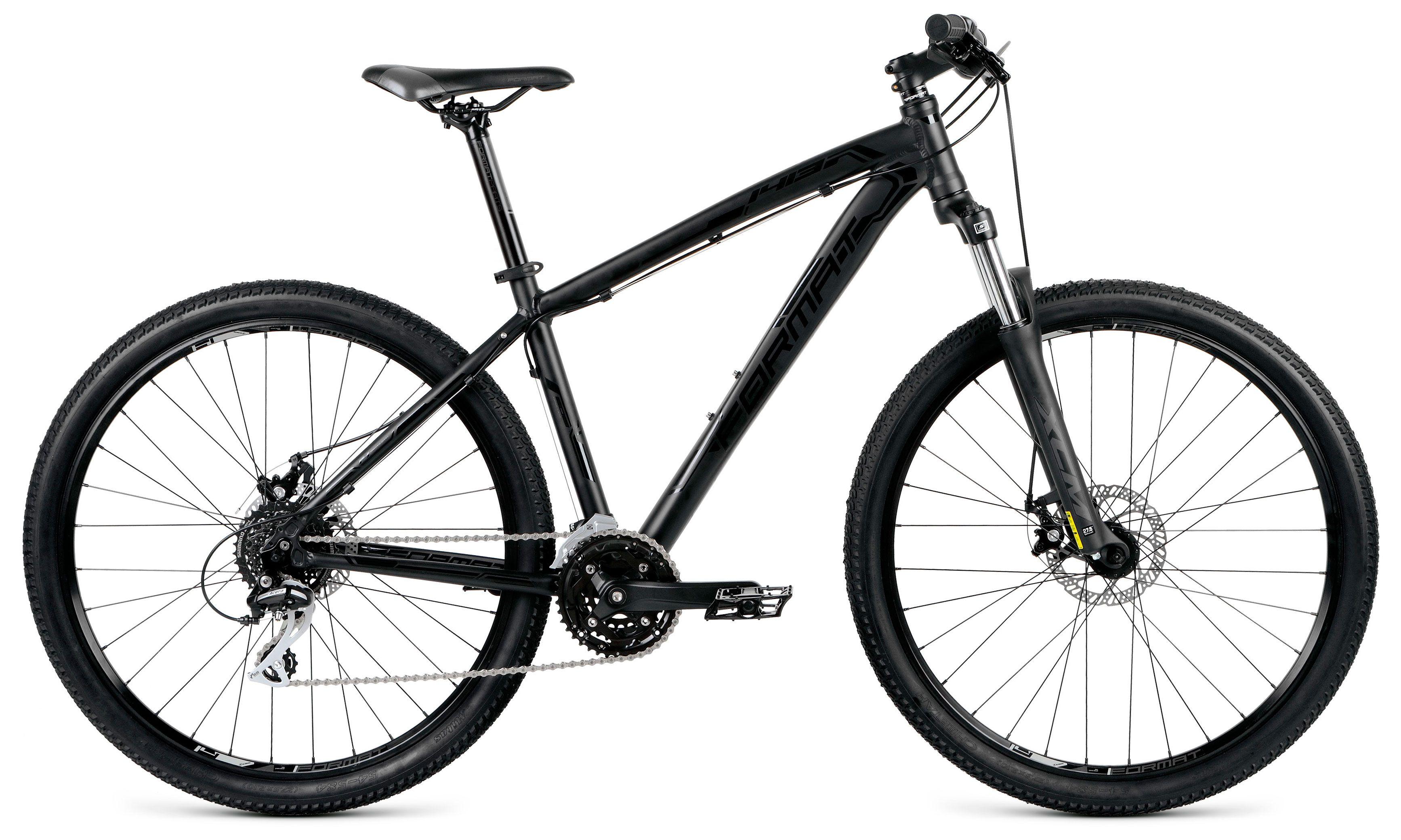 Велосипед Format 1413 27.5 2018 горный велосипед format 1411 elite 26 2016