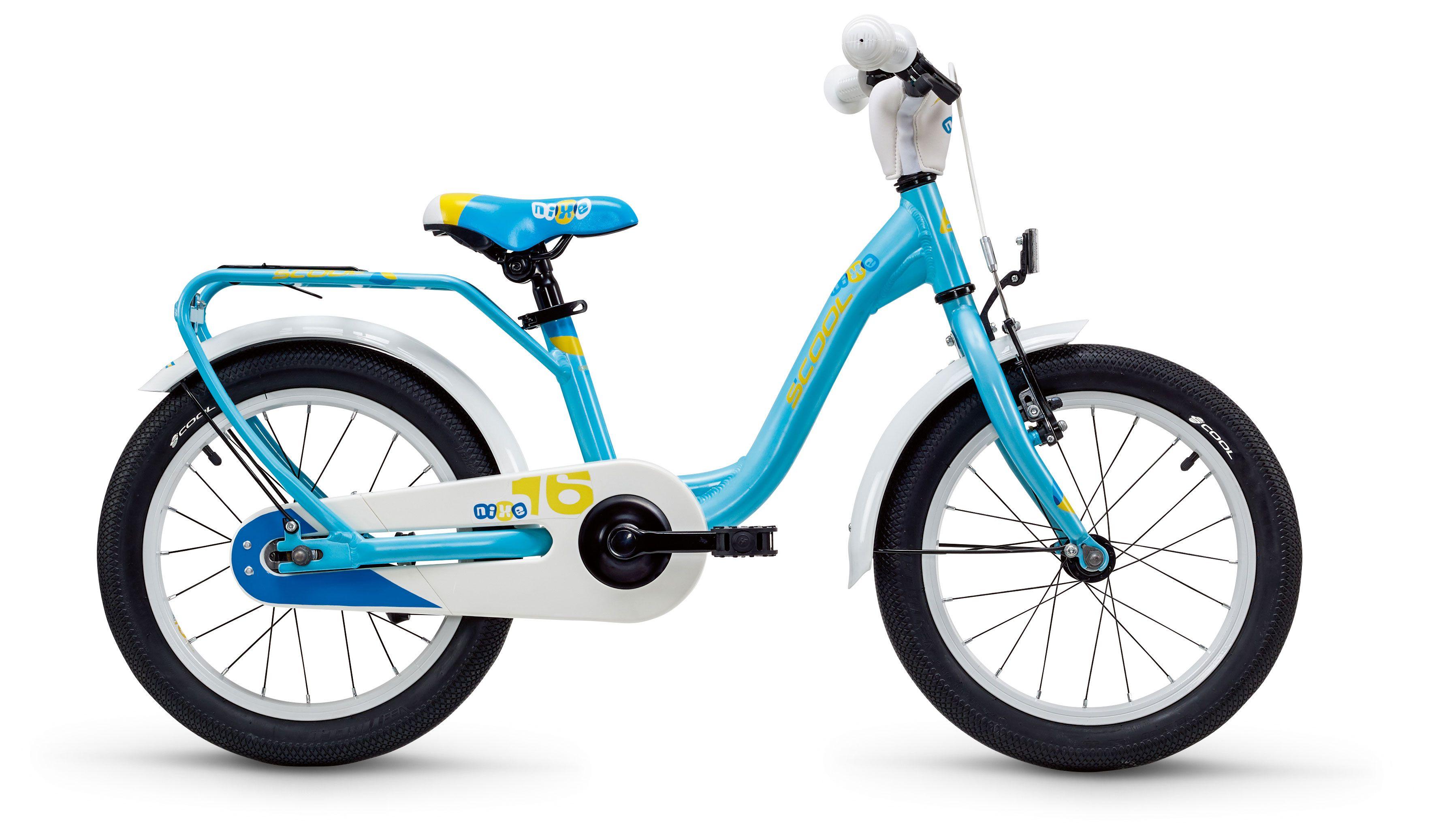 Велосипед Scool niXe alloy 16 1-S 2018 велосипед scool nixe 16 2016