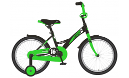Детский велосипед от 1 до 3 лет  Novatrack  Strike 14  2020