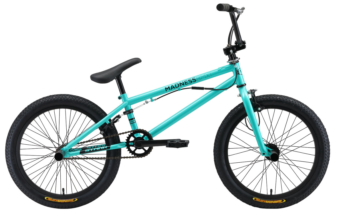 Велосипед Stark Madness BMX 1 2019 велосипед stark tanuki 18 boy 2019