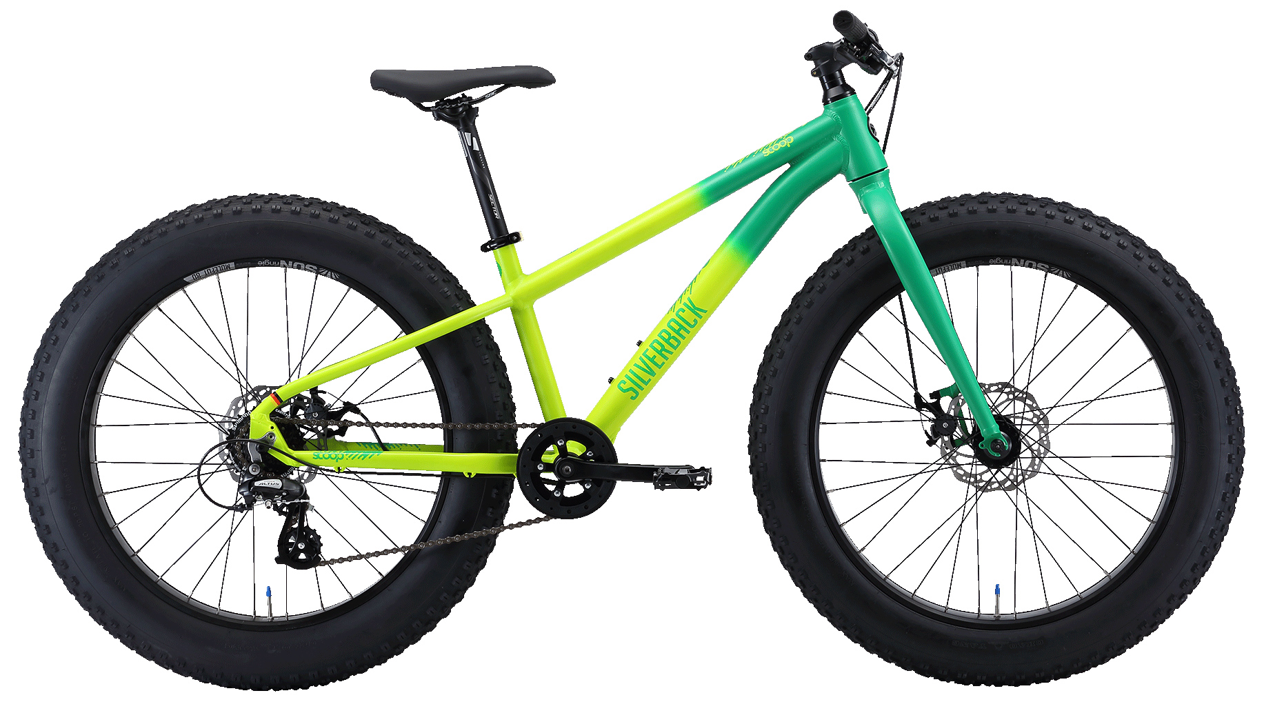 Велосипед Silverback Scoop Half 2019 silverback splash 2 2016