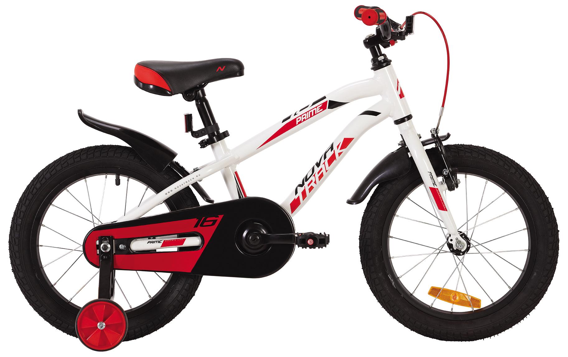 Велосипед Novatrack Prime 16 2019 велосипед novatrack turbo a 16 белый