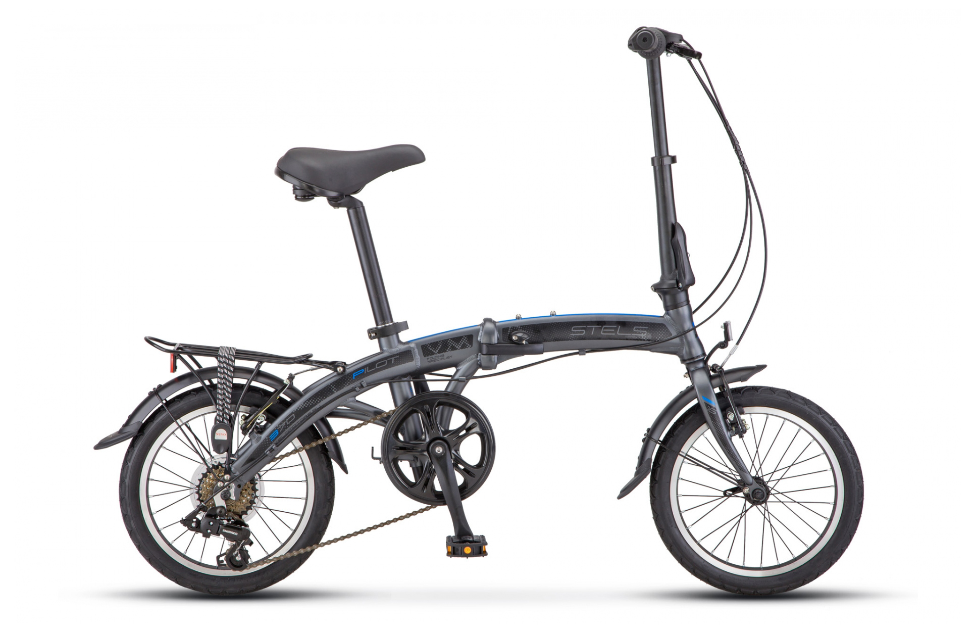 Велосипед Stels Pilot 370 16 (V010) 2019 велосипед stels pilot 170 16 2016