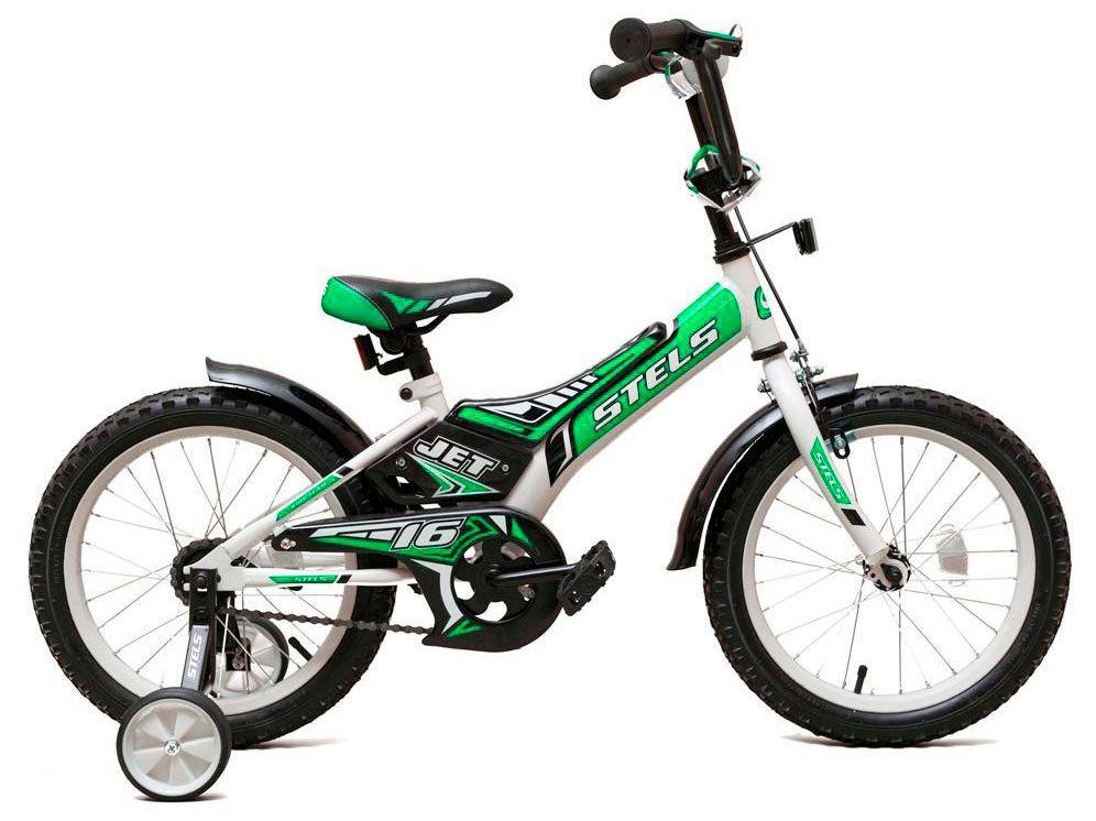 Велосипед Stels Jet 16 (Z010) 2018,  Детские  - артикул:293435