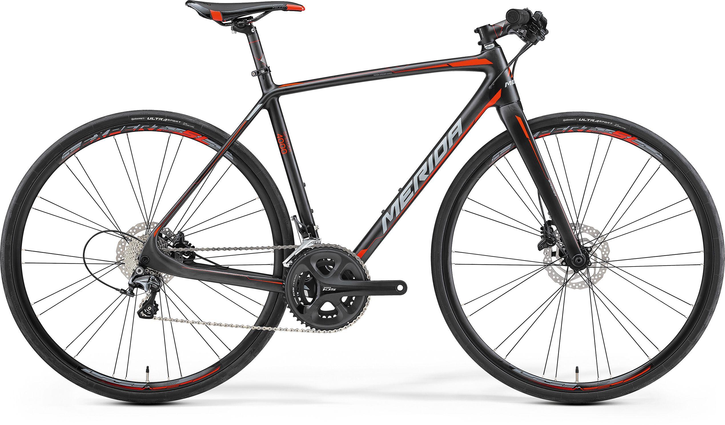 Велосипед Merida Speeder 4000 2017 купить шоссейный велосипед б у в минске