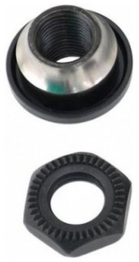 Запчасть Shimano WH-MT15-R, right hand lock nut unit