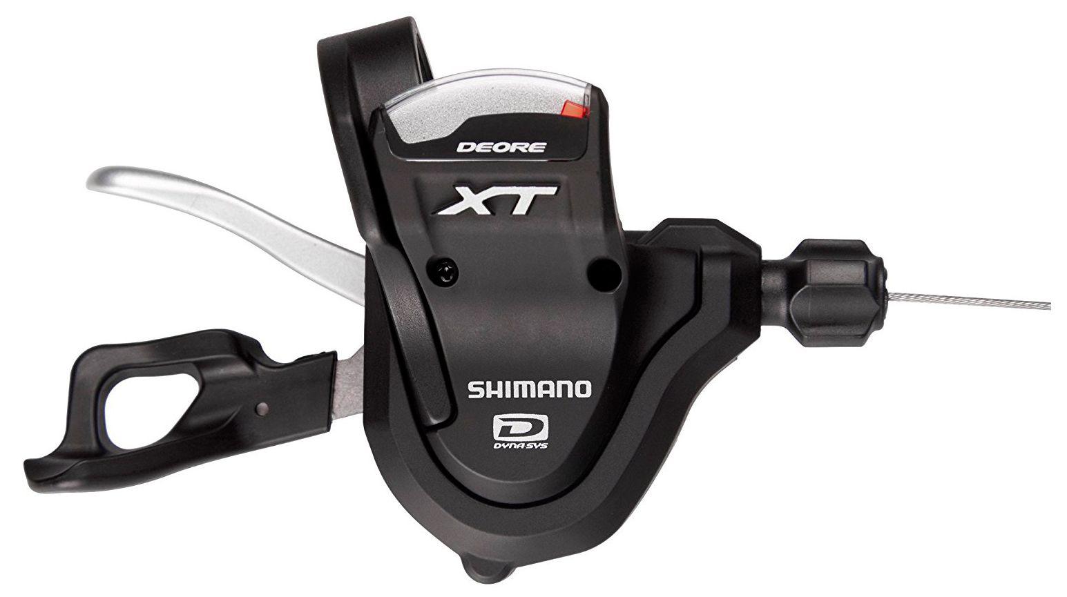 Запчасть Shimano XT M780, прав, 10 ск. шифтер shimano xt m780 левый 3скорости трос оплетка islm780lbp