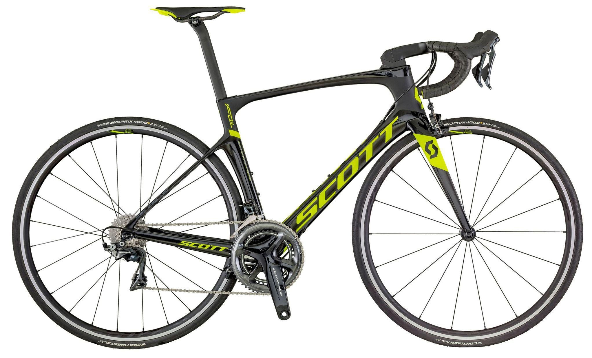 Велосипед Scott Foil RC 2018 велосипед scott scale rc jr 2016