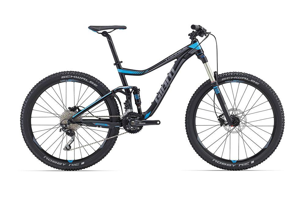 Фото - Велосипед Giant Trance 27.5 3 2016 вилка велосипедная rockshox 14 vivid r2c 200mm 222mm