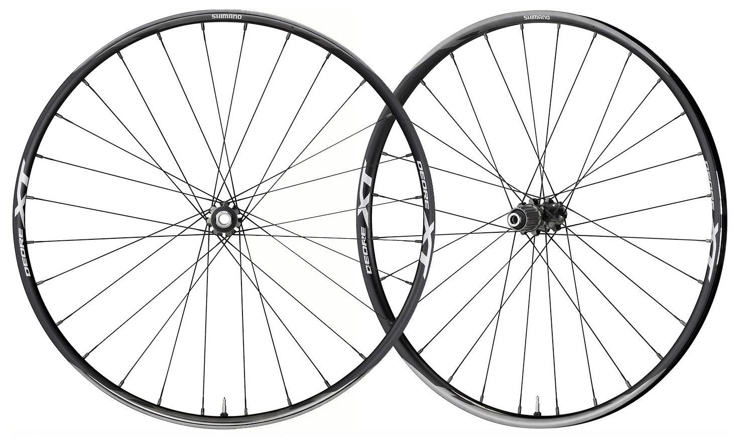 Запчасть Shimano Deore XT M8000 (EWHM8000FERED9),  колеса в сборе  - артикул:286058