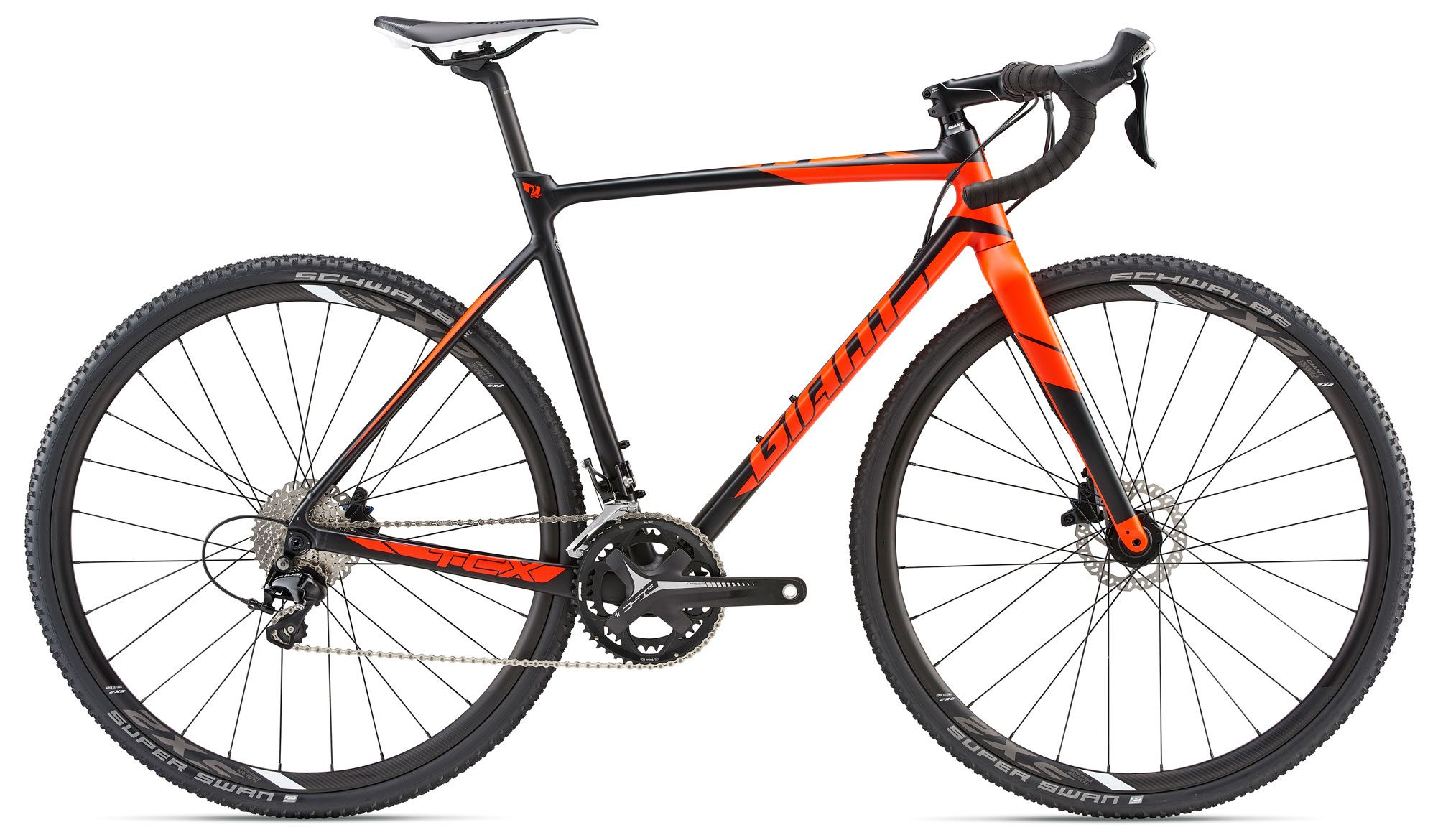 Велосипед Giant TCX SLR 2 2018 велосипед giant tcr advanced sl 2 2017