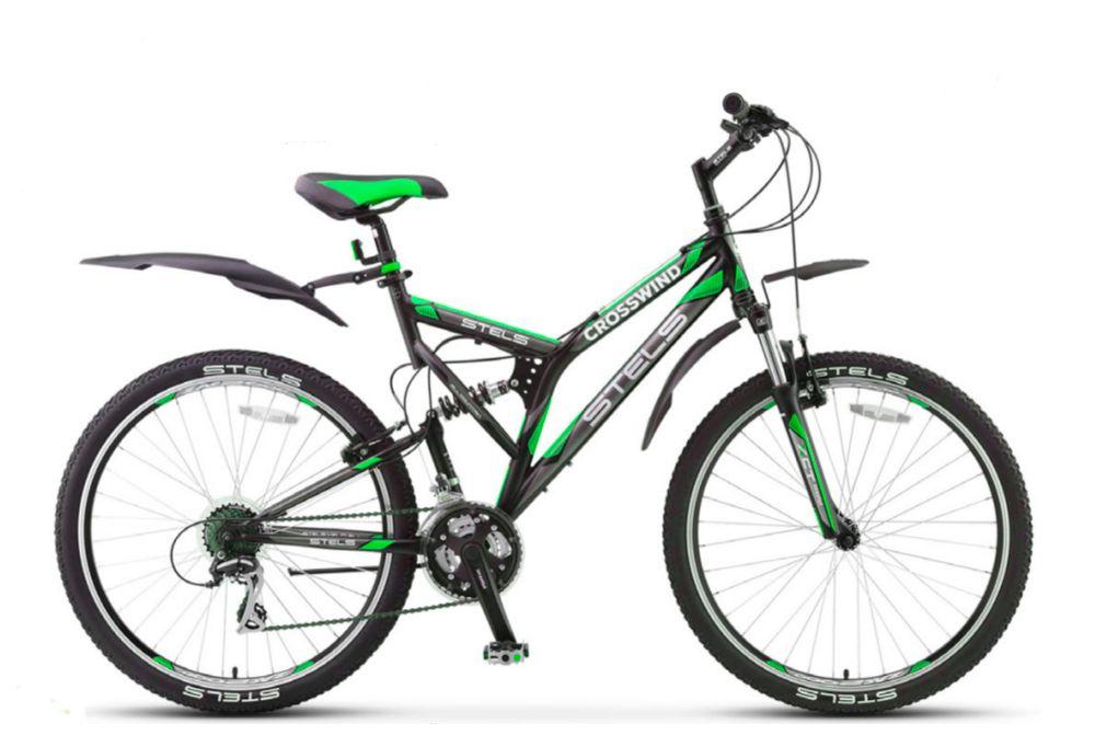 Велосипед Stels Crosswind 21-sp 2017 stels focus v 21 sp 2015