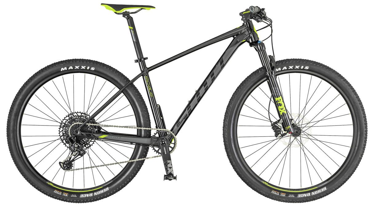 Велосипед Scott Scale 950 2019
