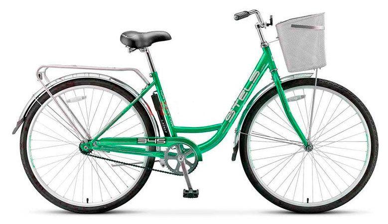 Велосипед Stels Navigator 345 28 (Z010) 2018,  Женские  - артикул:293461