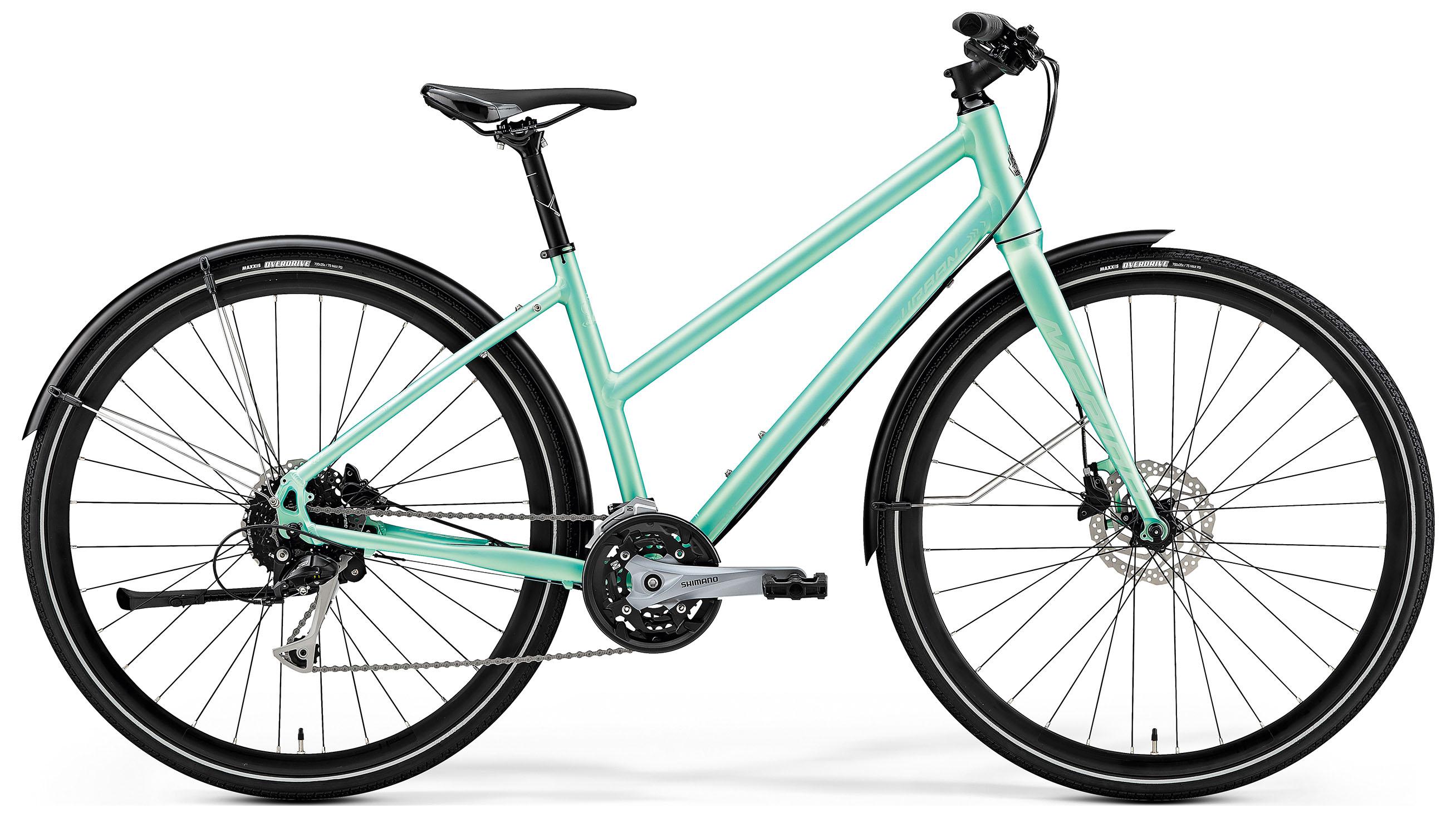 Велосипед Merida Crossway Urban 100 Lady 2019