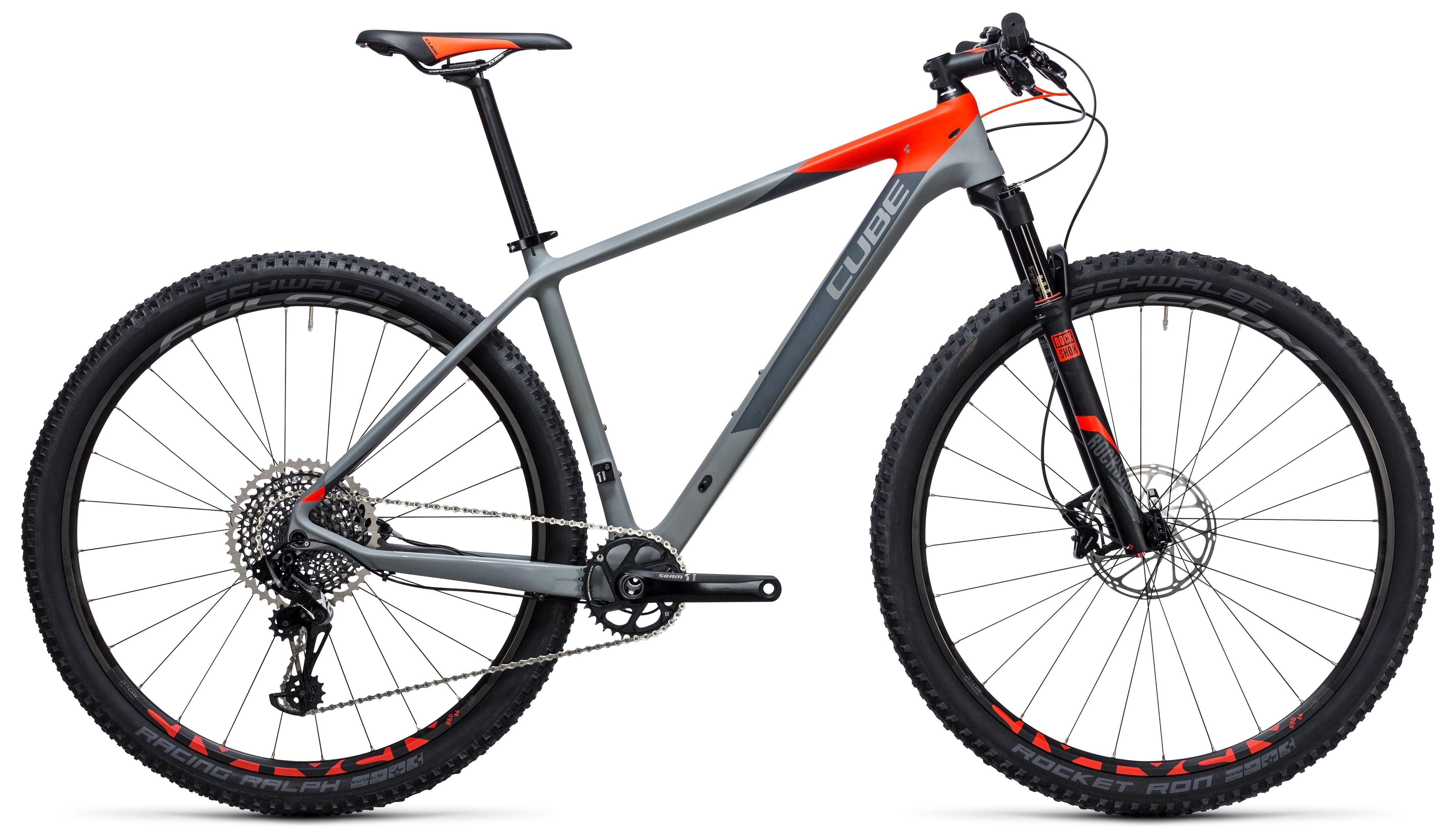 Велосипед Cube Reaction GTC Eagle 27.5 2017,  Горные  - артикул:273100
