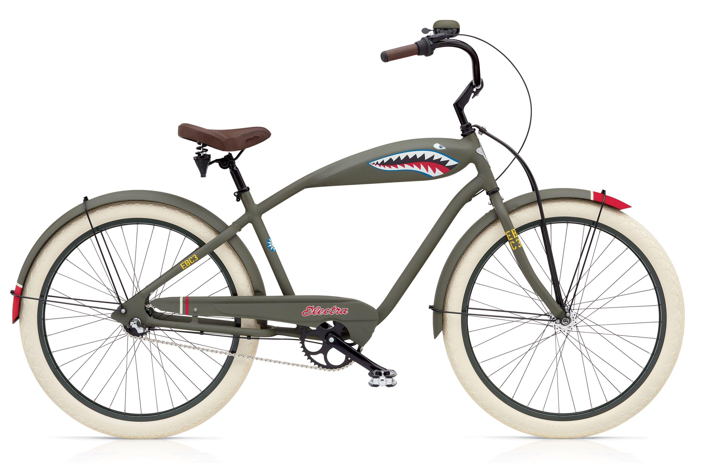 Велосипед Electra Cruiser Tiger Shark 3i Men's 2017