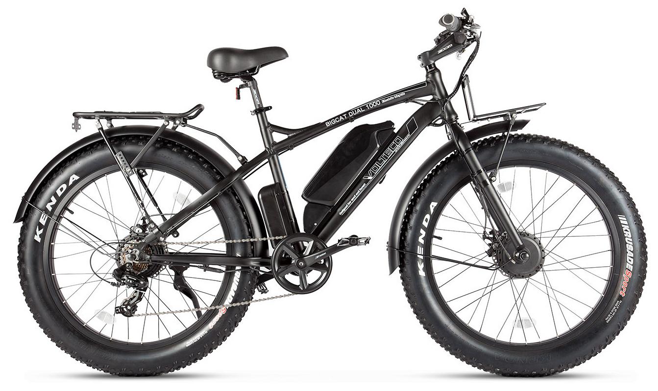 Велосипед Volteco BigCat Dual New 2019