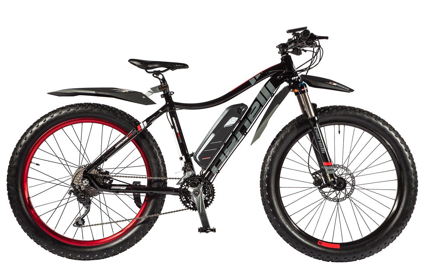 Велосипед Eltreco Benelli FAT Nerone 2016