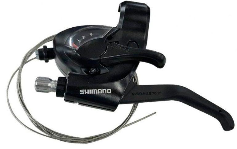 Запчасть Shimano Tourney EF41, лев, 3 ск. товар shimano tourney tx50 l 3 sis ск esltx50lsbt
