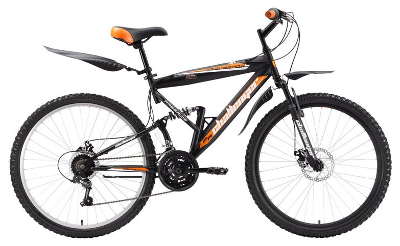 Велосипед Challanger Desperado Lux