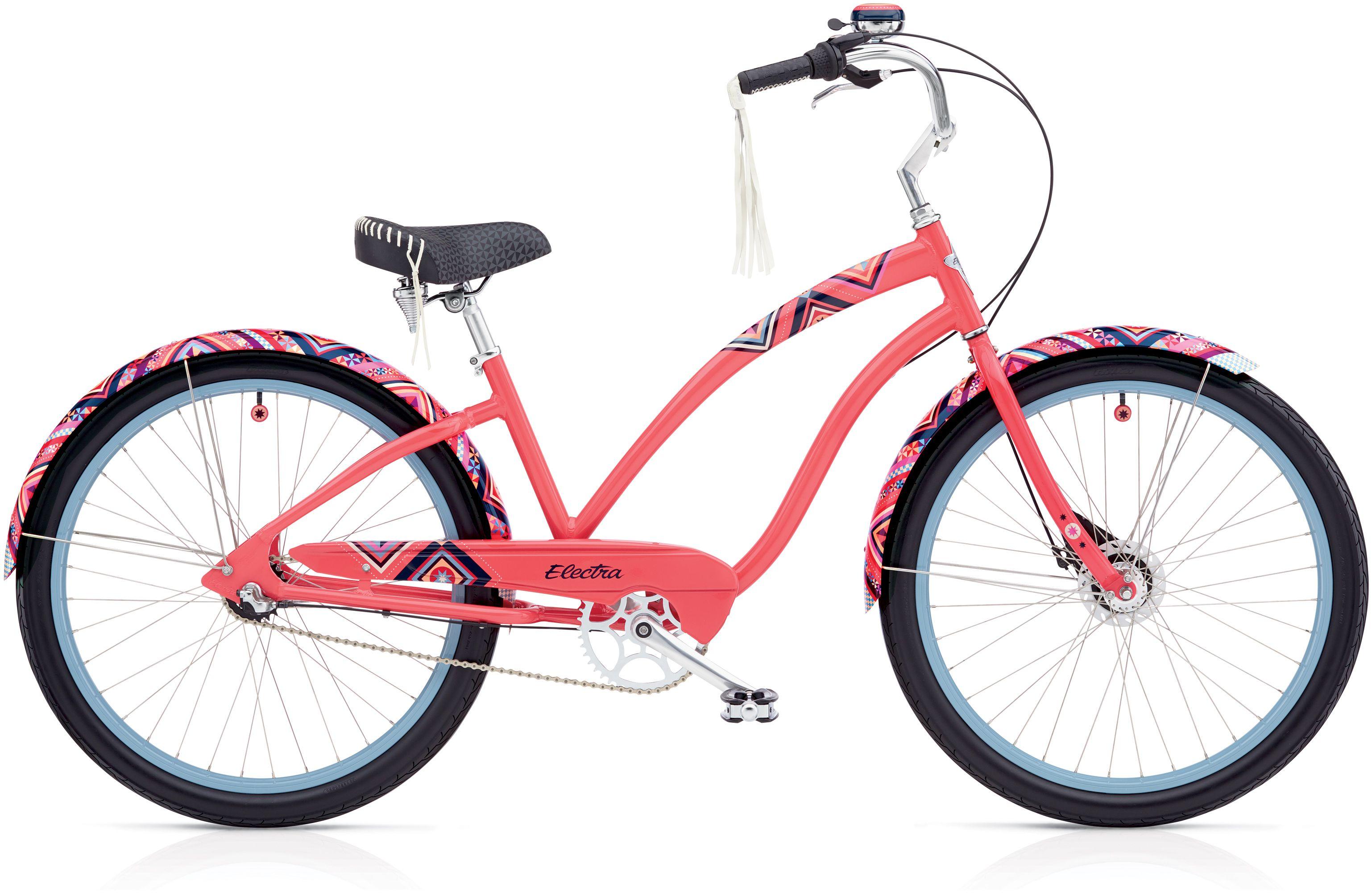 Велосипед Electra Morning Star 3i Ladies 2017 велосипед electra britania ladies 2017