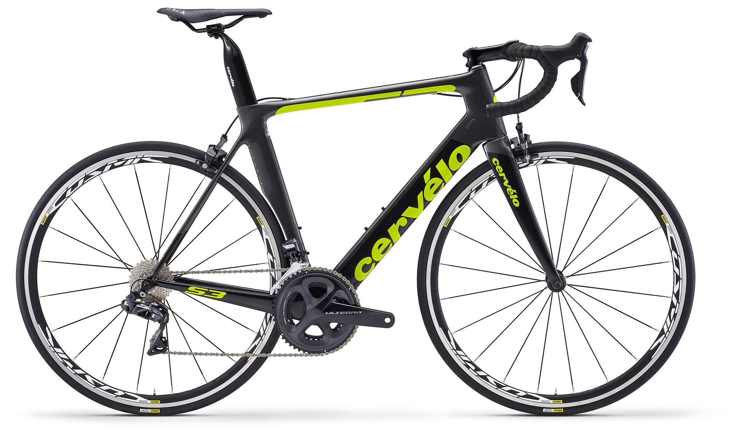 Велосипед Cervelo S3 Ultegra Di2 2018 велосипед cervelo c3 ultegra di2 2018