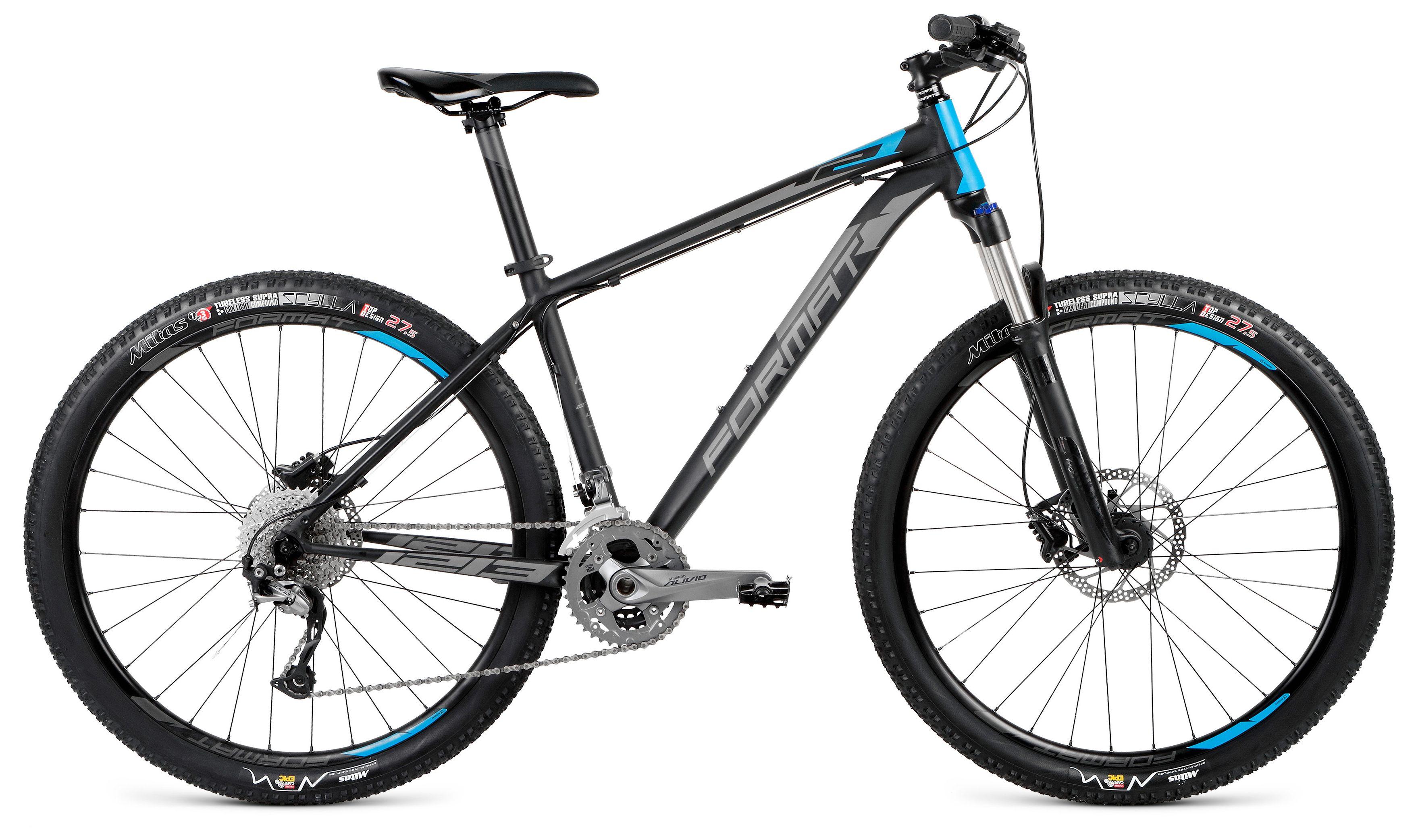Велосипед Format 1213 27,5 2018 горный велосипед format 1411 elite 26 2016