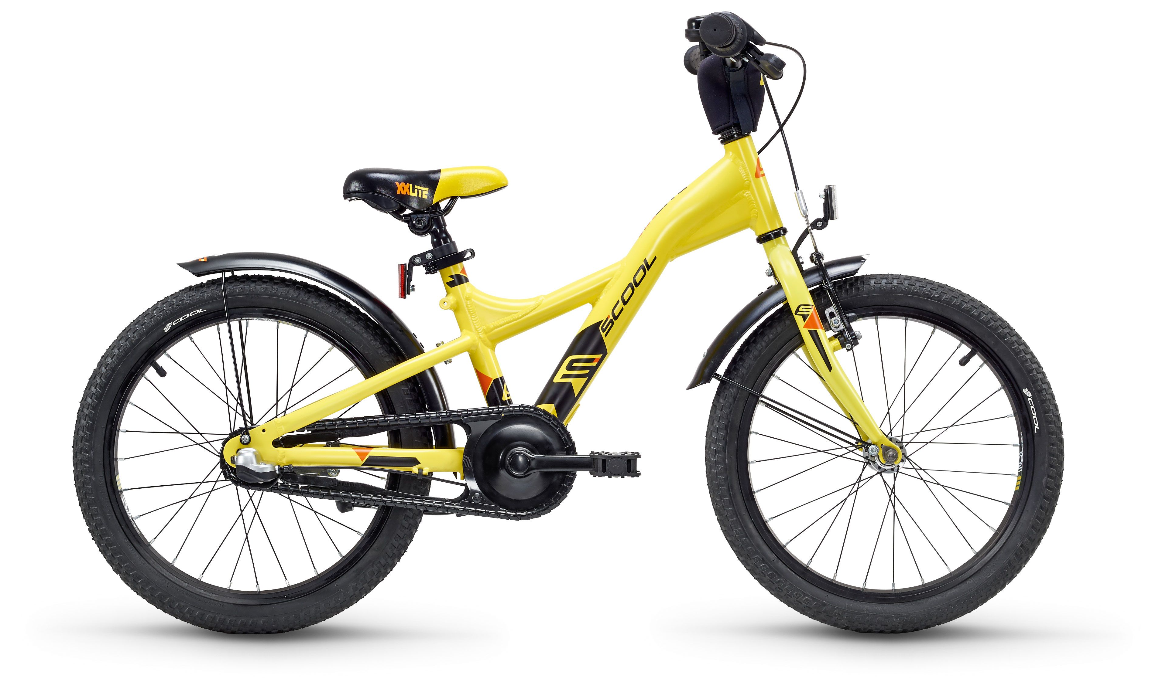 цена на Велосипед Scool XXlite alloy 18 3-S 2018