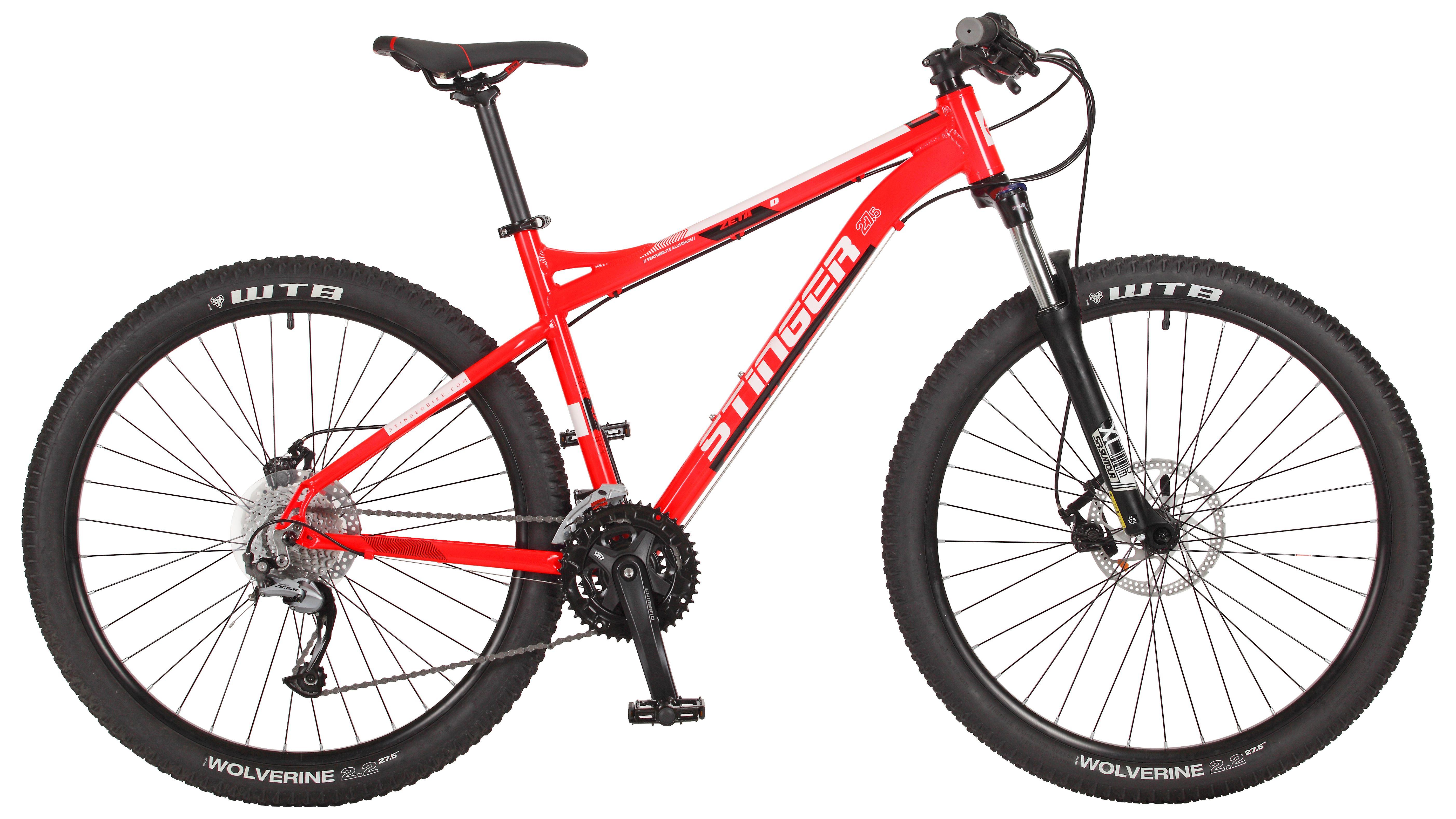 Велосипед Stinger Zeta D 27.5 2017 велосипед stinger zeta d 29 2017