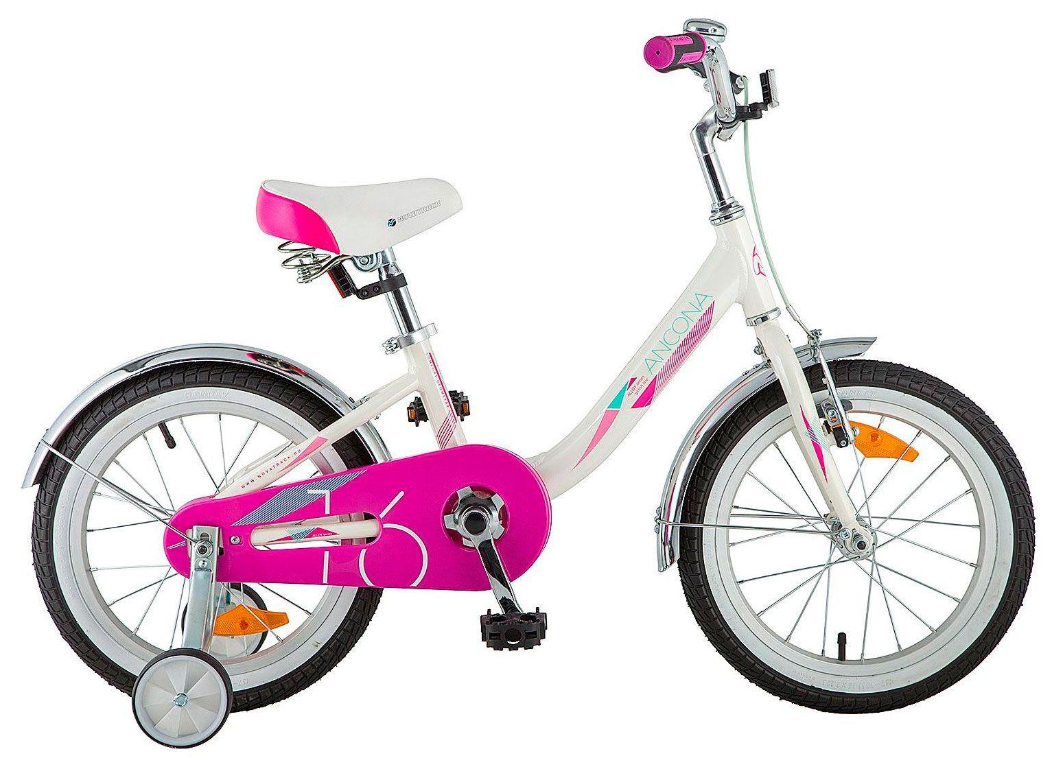 Велосипед Novatrack Ancona 16 2018 детский велосипед для мальчиков novatrack cosmic 16 2017 blue