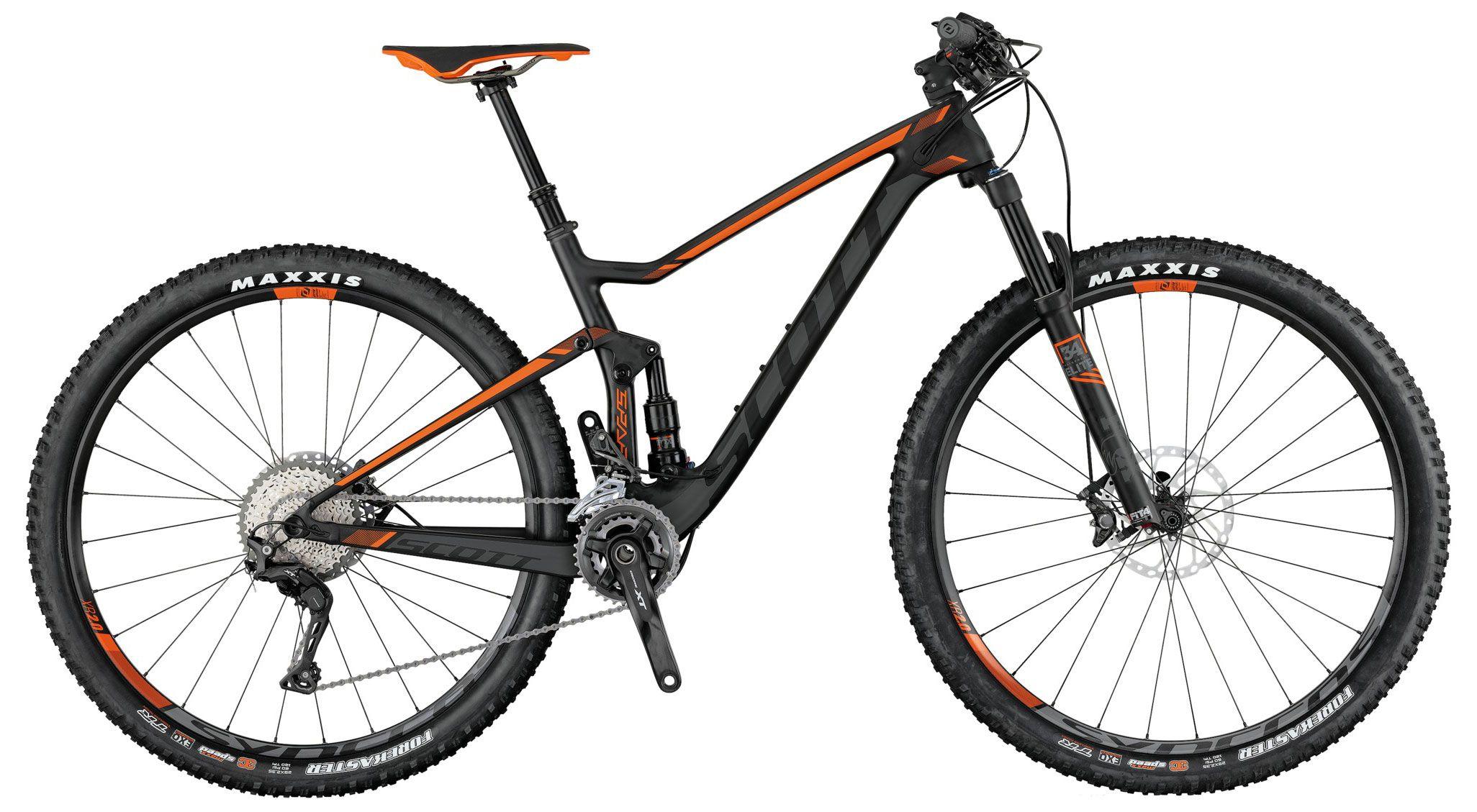 Велосипед Scott Spark 710 2017,  Двухподвесы  - артикул:275854