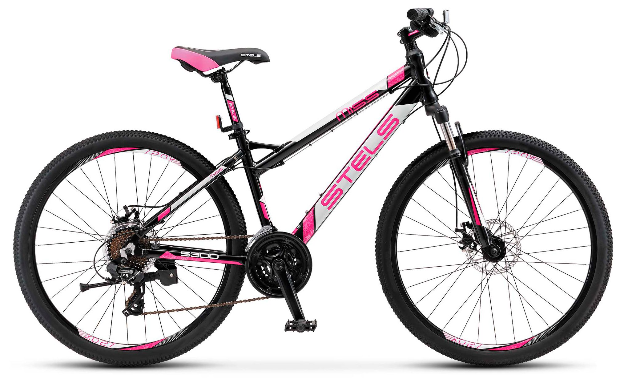 Велосипед Stels Miss 5300 MD (V030) 2017 miss 6700 md 26 16