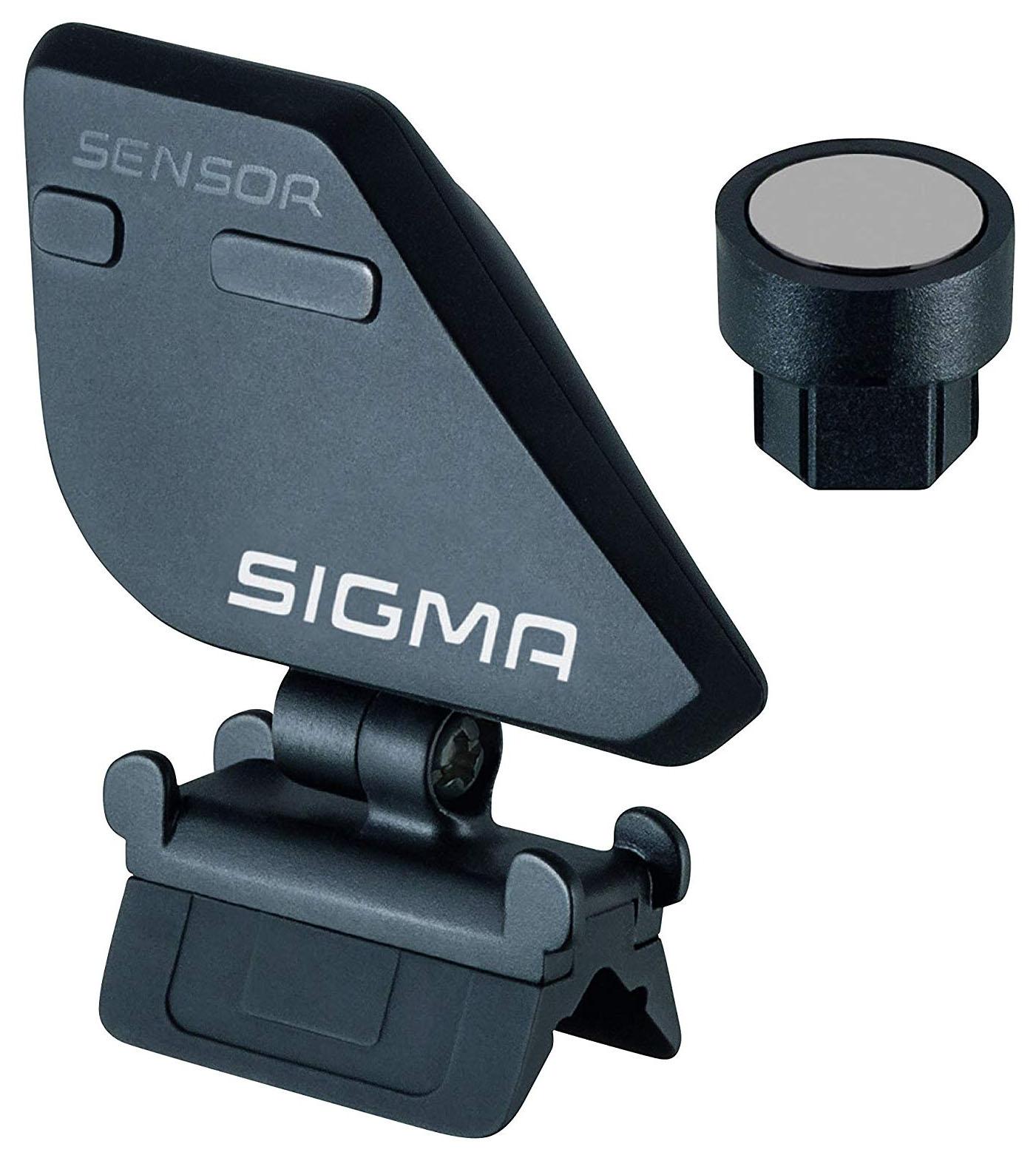 Аксессуар SIGMA датчик каденса 00206 STS датчик gidrolock wsr white