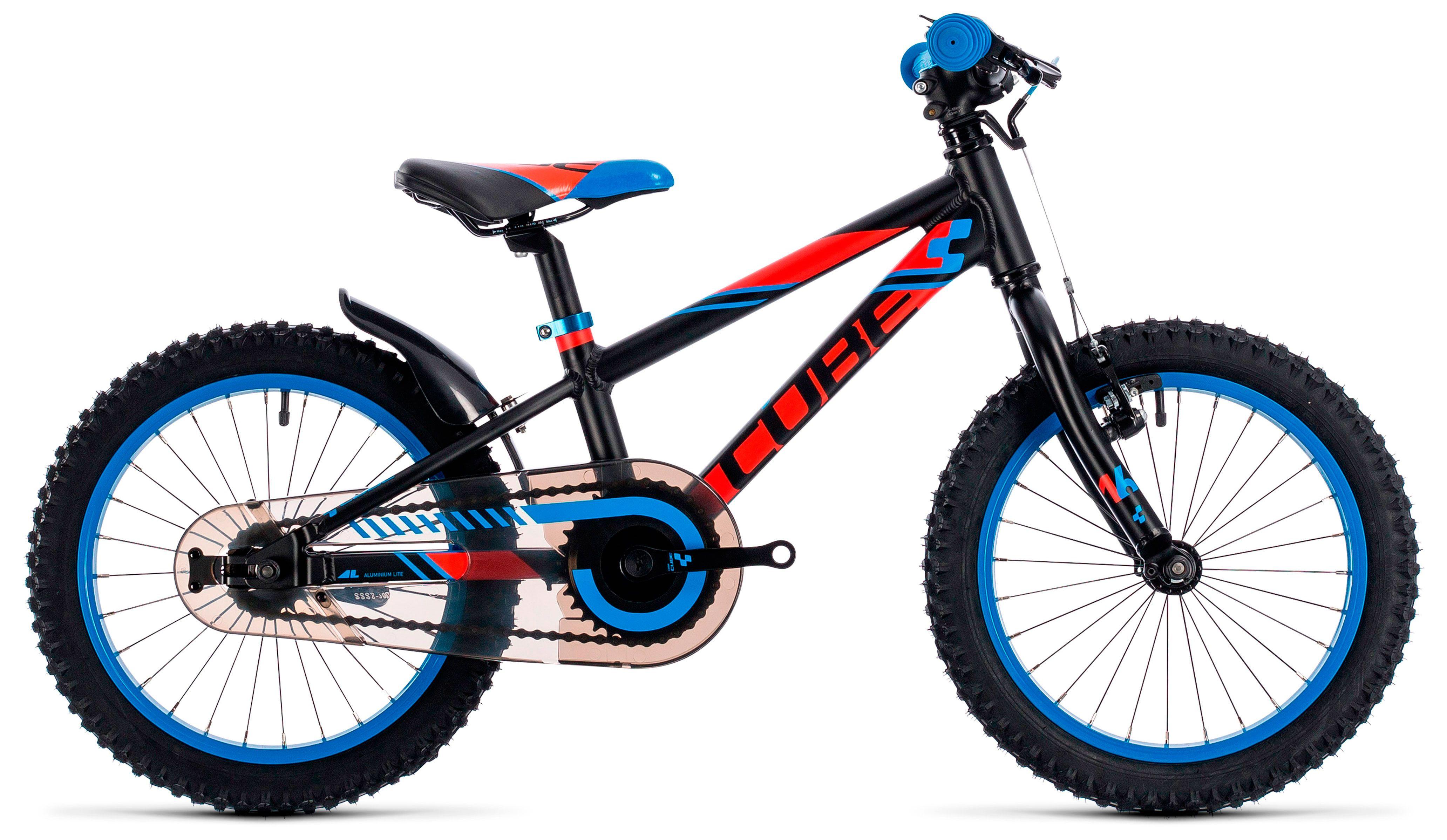 Велосипед Cube KID 160 2018 велосипед cube kid 240 street 2015