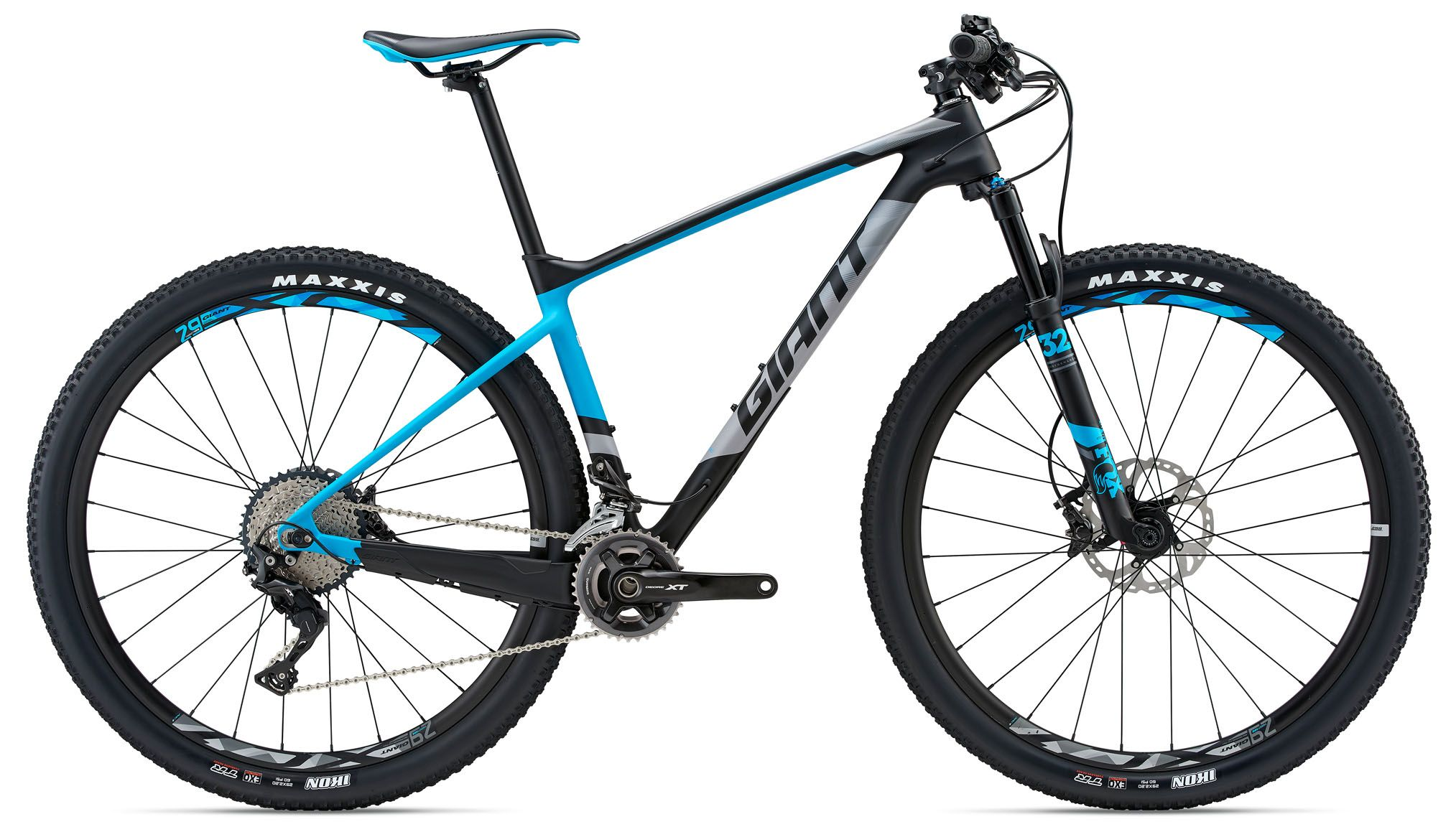 Велосипед Giant XTC Advanced 29er 1.5 GE 2018 велосипед giant xtc advanced 27 5 2 2016