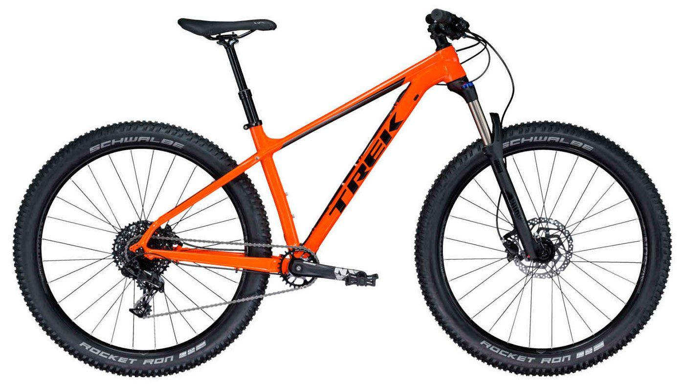 Велосипед Trek Roscoe 8 2018 цена