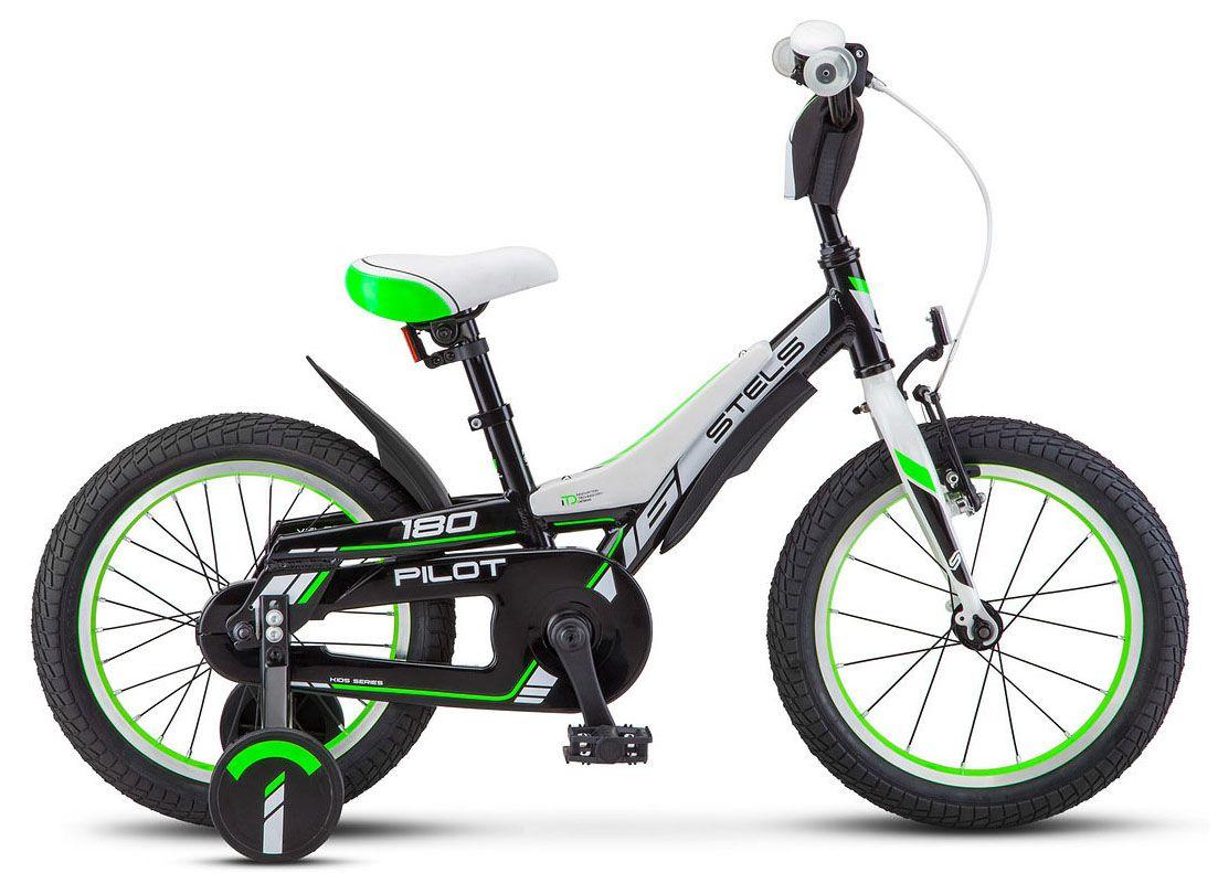 Велосипед Stels Pilot-180 16 V010 2018 велосипед stels pilot 210 gent v010 2018