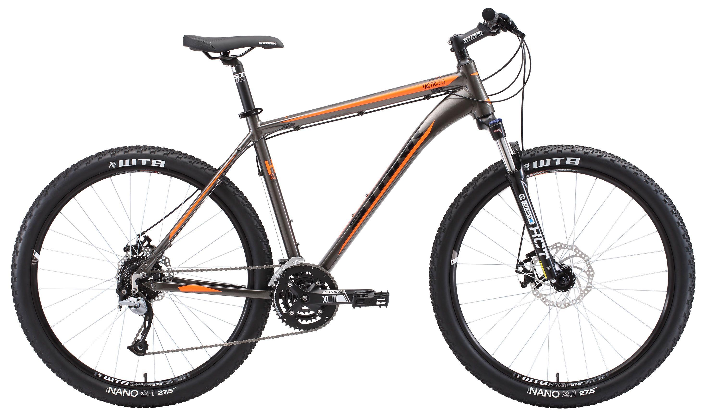 Велосипед Stark Tactic 27.5 D 2018 stark велосипед stark outpost disc 2016 сине оранжевый 20