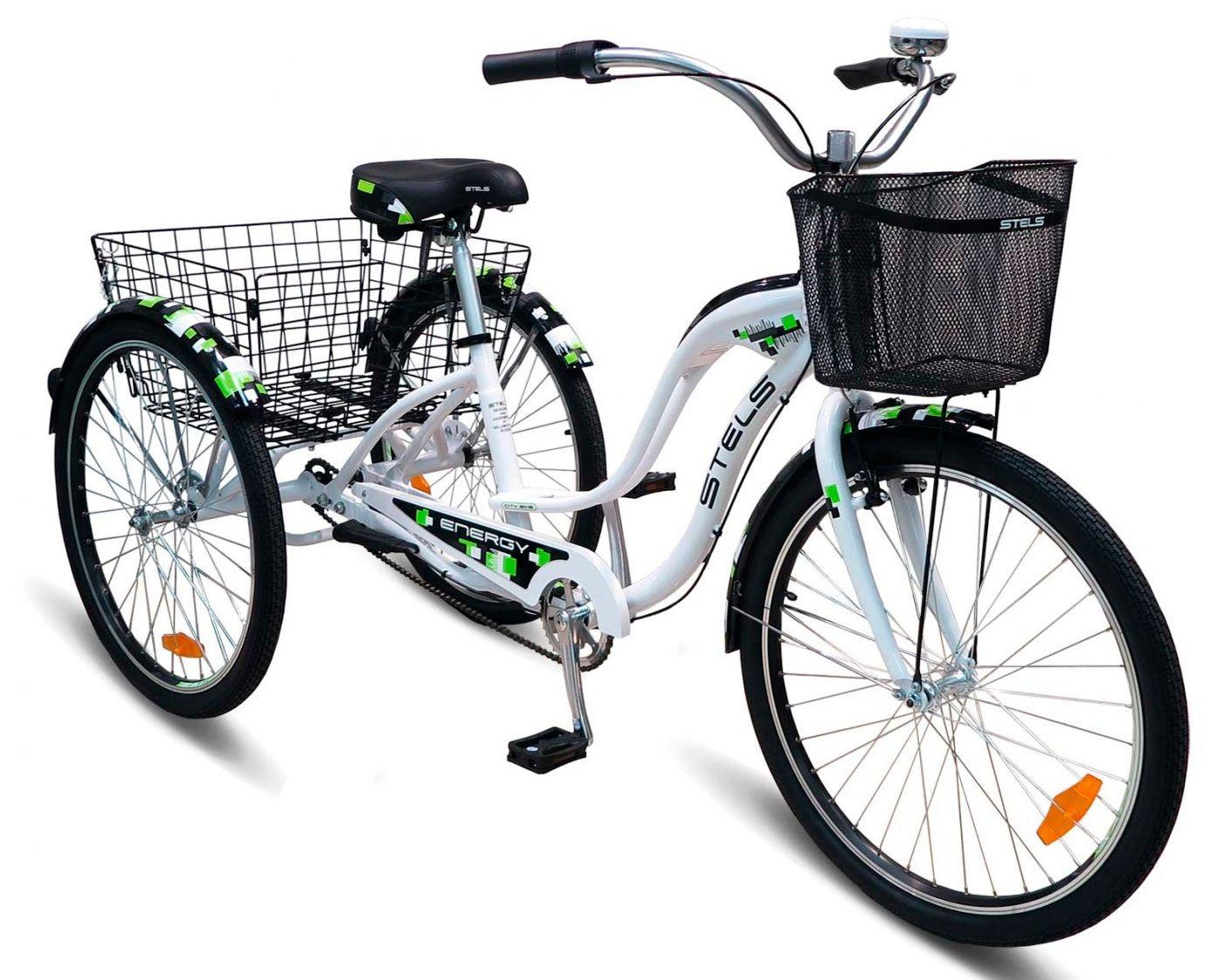 Велосипед Stels Energy III 26 (V030) 2018