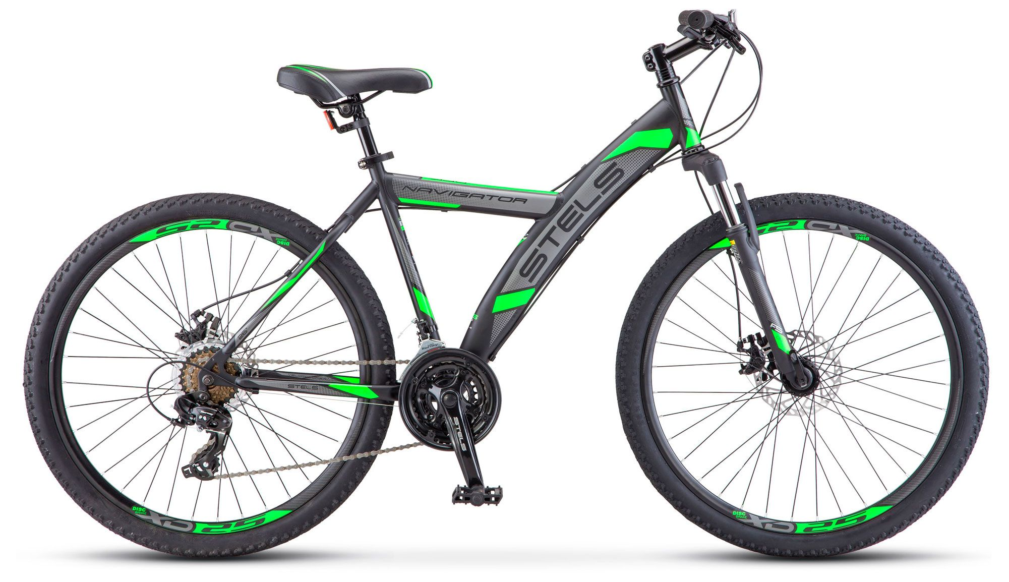 Велосипед Stels Navigator-550 MD 26 (V010) 2017